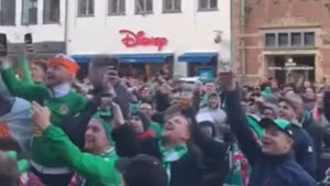 Hilarisch: fans van Ierland doen weer van zich spreken en deze keer heeft het alles te maken met… lingerie