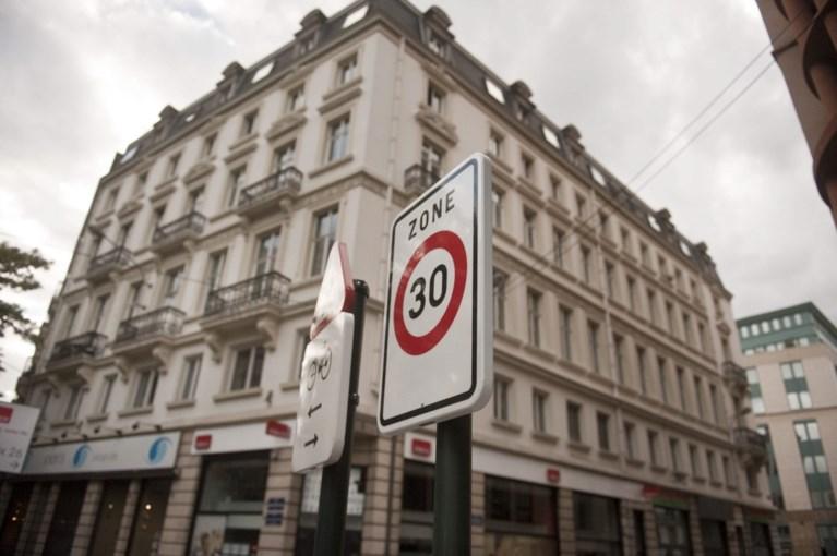 """""""Heel het Brussels Gewest moet zone 30 worden"""""""