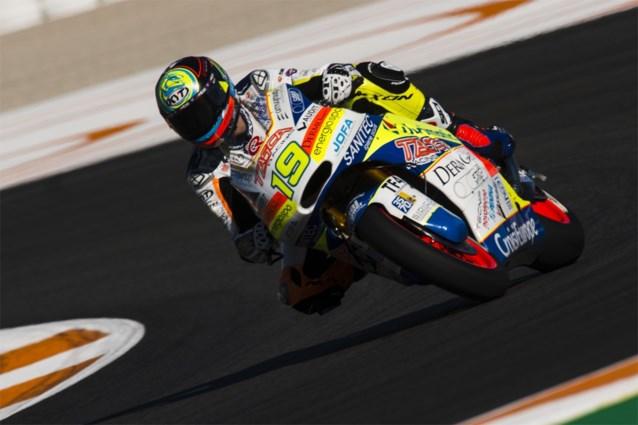 Xavier Siméon debuteert in MotoGP met twintigste tijd in vrije oefensessie