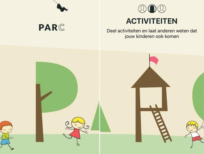 Kinderen met een druk sociaal leven? Deze Belgische app behoudt het overzicht