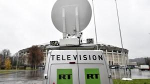 Media-oorlogje tussen Rusland en Amerika escaleert