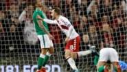 Weergaloze Christian Eriksen trapt Denemarken voorbij Ierland en richting het WK in Rusland