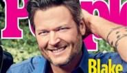 Zanger Blake Shelton is 'de meest sexy man ter wereld', Twitter is het oneens