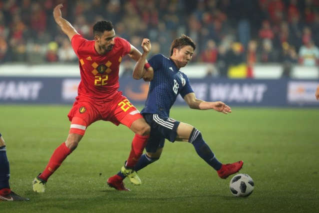 Nacer Chadli blesseert zich op training, West Brom-coach boos op Martinez