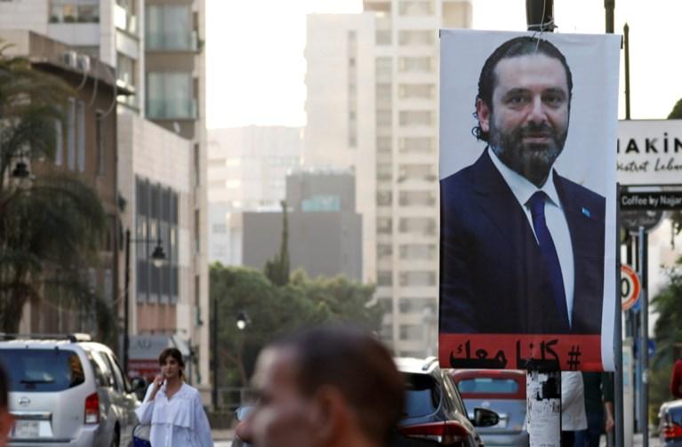 Libanese premier na 'vrijlating' uit Saoedi-Arabië aangekomen in Frankrijk voor onderhoud met Macron