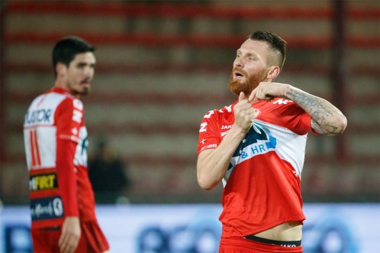 De Boeck schiet meteen raak bij debuut, maar KV Kortrijk bibbert en beeft tot het einde