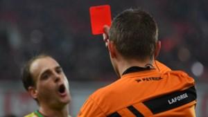 Een, twee, drie: alle rode kaarten van Standard en KV Oostende op een rijtje