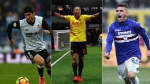 De verborgen talenten van het Europese voetbal: over deze toppers in wording gaat u in de toekomst nog véél lezen