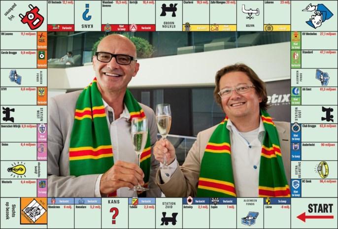 Waarom lijkt het Belgische profvoetbal steeds meer op een Monopoly-bord? Wij gingen op zoek naar antwoorden