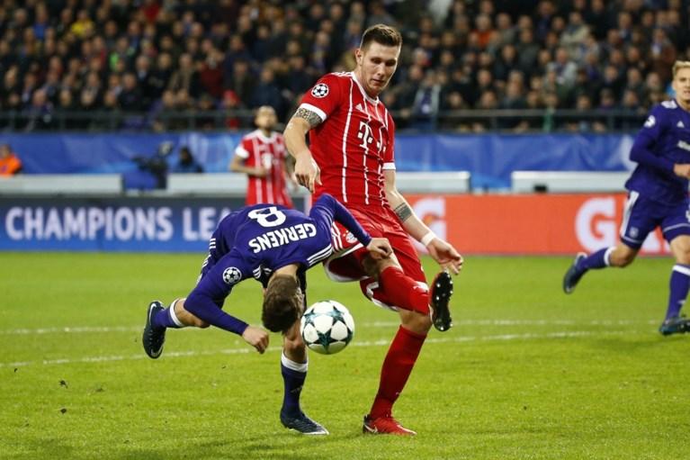 Grote missers Teodorczyk nekken Anderlecht tegen efficiënt Bayern, sterke prestatie levert niets op
