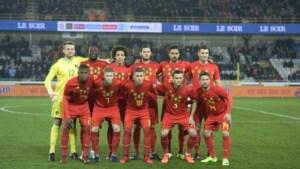 Rode Duivels blijven nummer 5 op FIFA-ranking, inhaalrace Spanje komt net te laat