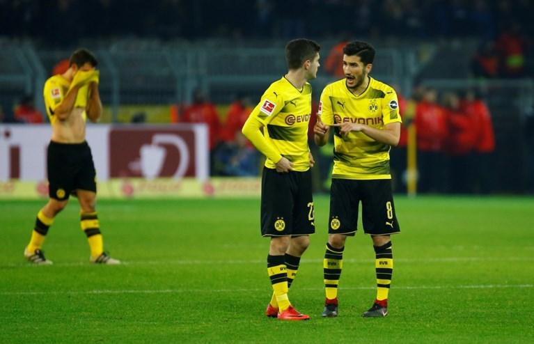 Ongelofelijk: Dortmund komt 4-0 voor in Ruhrderby, maar Schalke realiseert ultieme comeback in extra tijd
