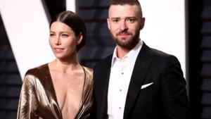 Justin Timberlake deelt schattig work-outfilmpje met zijn zoontje