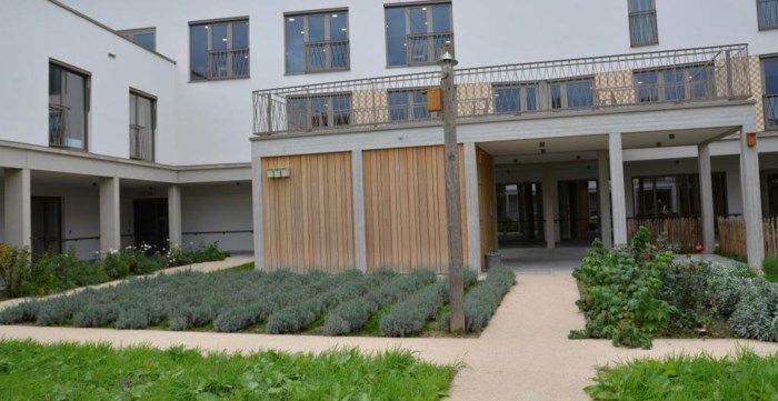 Woonzorgcentrum Parkhof opent na drie jaar de deuren