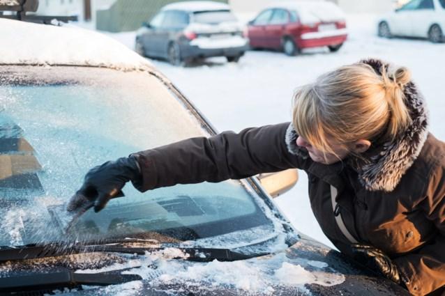 Wat u zeker niét mag doen met uw auto tijdens de wintermaanden