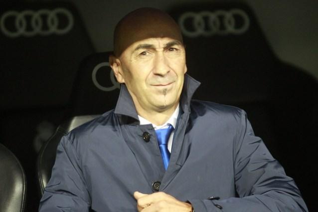 Las Palmas ontslaat coach