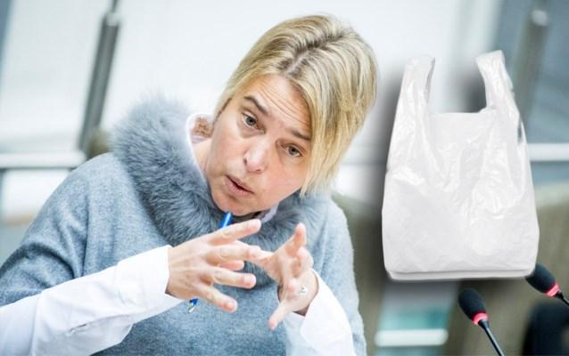 Ook in Vlaanderen is verbod op plastic zakje op komst