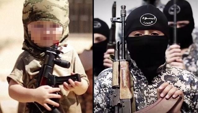 """""""Gehersenspoelde kinderen die terugkeren uit ISIS-gebied zijn erg gevaarlijk"""""""