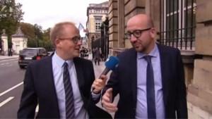 Zelfs premier Michel komt naar jaaroverzicht van Sven De Leijer