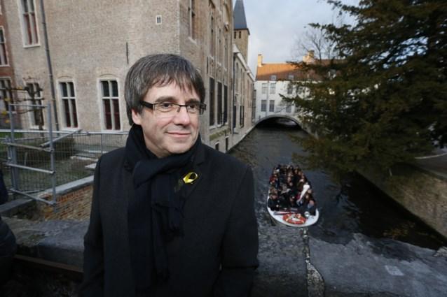 Advocaten van Puigdemont en andere Catalaanse ex-ministers pleiten in Brussel over overlevering aan Spanje