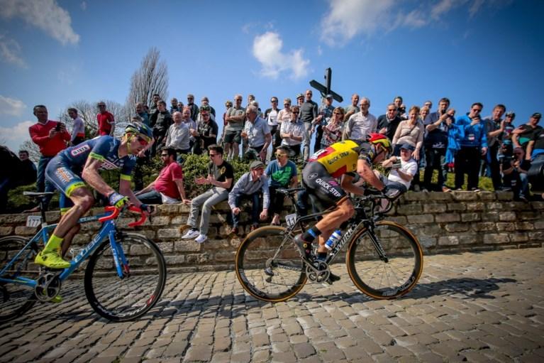 Nieuw parcours Omloop Het Nieuwsblad voorgesteld: een ware <I>trip down memory lane</I>!