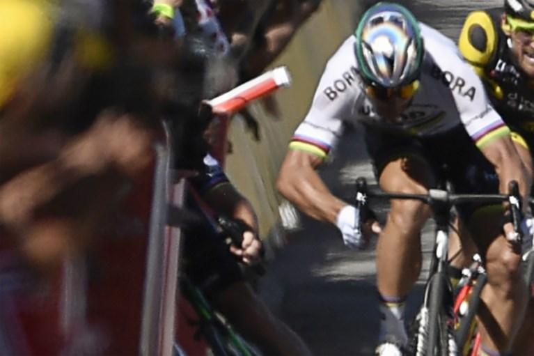 """Dispuut rond uitsluiting Sagan in Tour de France eindelijk afgerond: """"Valpartij was ongelukkig en onopzettelijk"""""""