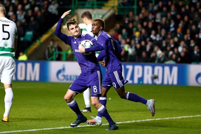 """REACTIES. Vanhaezebrouck fier op Anderlecht-spelers: """"Dit was onze beste wedstrijd sinds ik hier ben"""""""