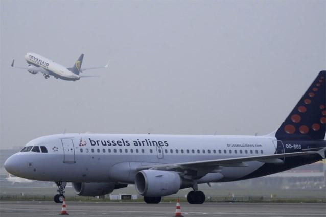 5 passagiers en 4 bemanningsleden worden onwel op vlucht van Brussels Airlines