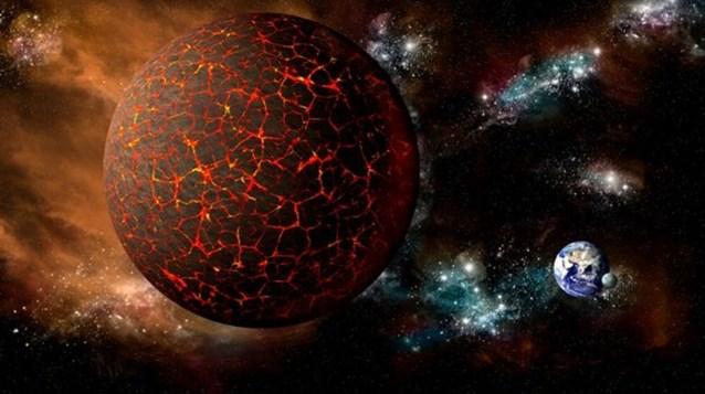 """""""Wereldleiders gebruiken de maan om de waarheid over Planeet X te verbergen"""""""