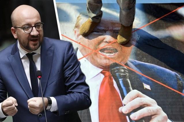"""Belgische regering veroordeelt erkenning Trump: """"Jeruzalem tot hoofdstad van Israël erkennen is olie op vuur gooien"""""""