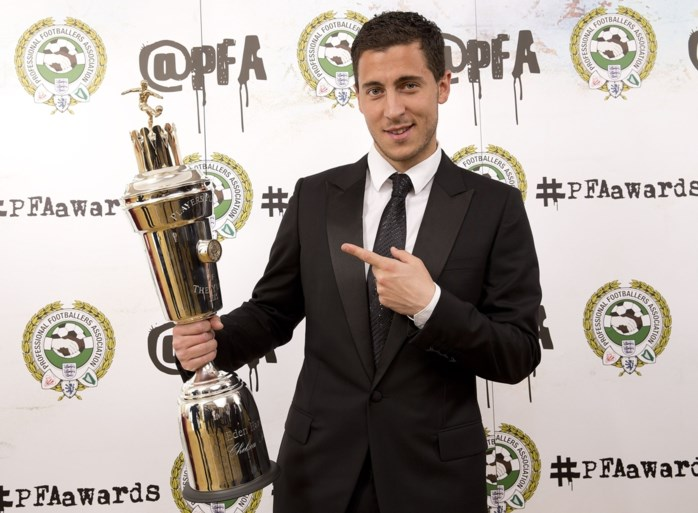 Ronaldo en Messi wonnen al tien Gouden Ballen, maar wie volgt hen op? Bij onze tien namen ook twee Belgen
