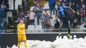 Eén imponerend sterke helft volstaat voor Club Brugge om Lokeren uit te tellen op barslecht veld