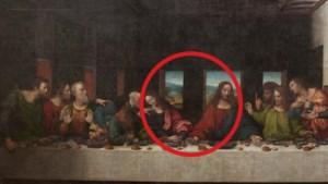 Nieuw bewijs: er hangt een (stukje) Da Vinci in Tongerlo