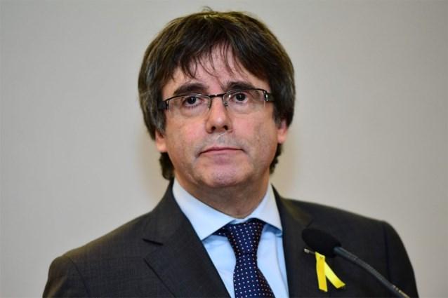 Raadkamer verwerpt nu ook officieel Europees aanhoudingsbevel voor Puigdemont