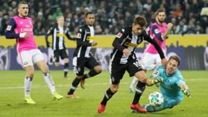 Thorgan Hazard schittert en zorgt voor heropstanding Gladbach met goal en assist