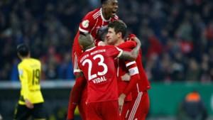 Dortmund verliest clash met Bayern en mag nu ook beker vergeten, Hazard wordt genekt door Bailey