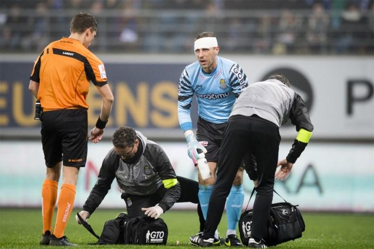 AA Gent krijgt wat het verdient tegen Charleroi in 97e minuut, leider Club Brugge loopt verder uit