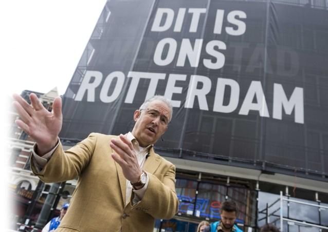 """Burgemeester Rotterdam schokkeert: """"Alle moslims zijn salafisten"""""""