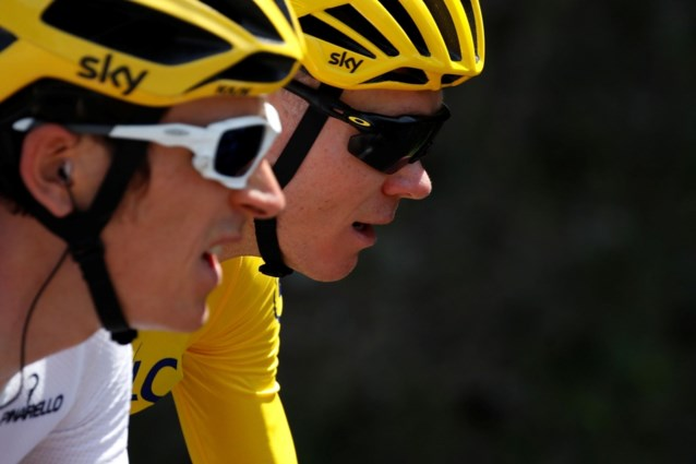 "Ambitieuze Geraint Thomas start in Roubaix en is ""erg opgewonden"" na meeting met Team Sky"