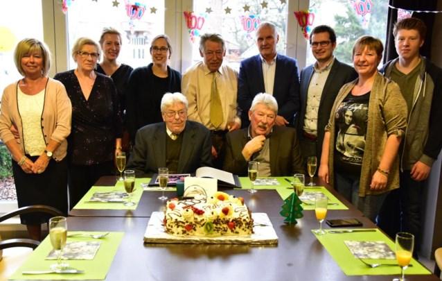 Frans Van Mello viert honderdste verjaardag