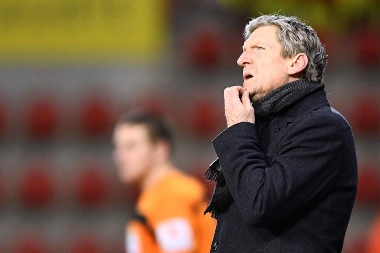 Zulte Waregem pakt twee domme rode kaarten en moet de kelk tot op de bodem ledigen: 0-4 tegen Charleroi