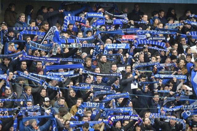"""Club Brugge komt er goedkoop vanaf: """"Al wie dan niet springt is een Jood"""" levert leider deze beperkte boete op"""