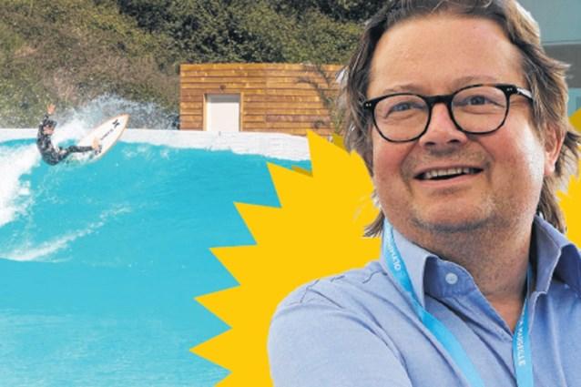 Marc Coucke bouwt nu ook surfparadijs van 25 miljoen euro