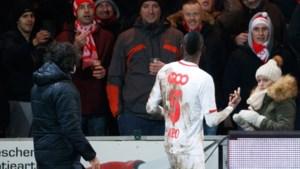 """Standard-speler Agbo geschokt door racisme: """"Compleet onaanvaardbaar"""""""