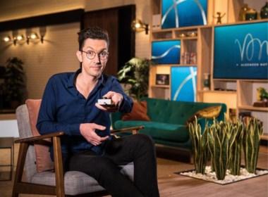 Waarom Steven Van Herreweghe bij VRT nu al dé comeback van het televisiejaar is