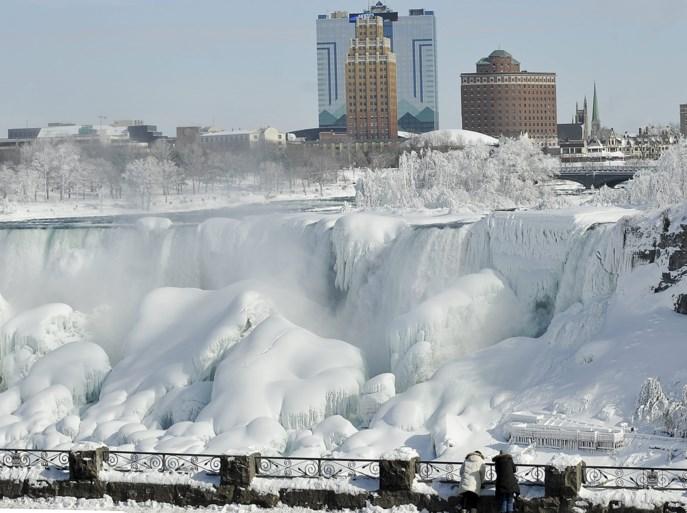 """Wetenschappers waarschuwen voor een mini-ijstijd: """"We moeten voorbereid zijn"""""""