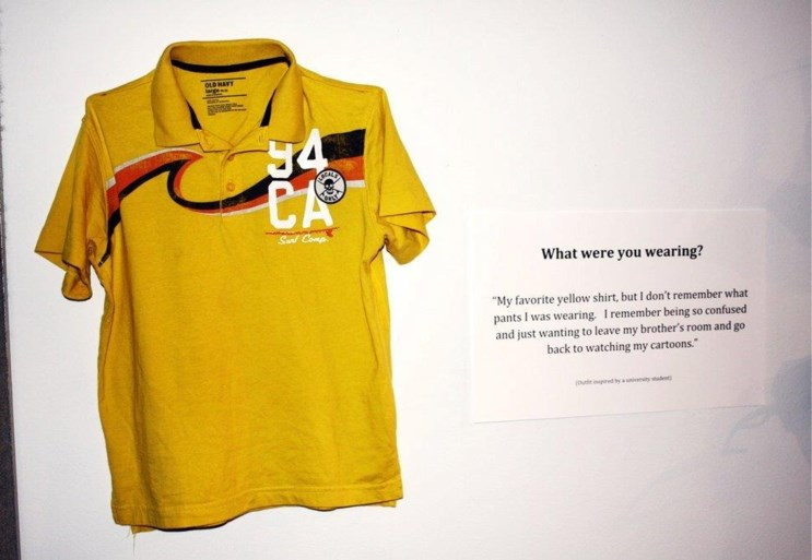 Dit droegen vrouwen toen ze werden verkracht: confronterende expo start in ons land