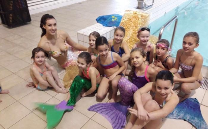 Mermaiding is groot succes