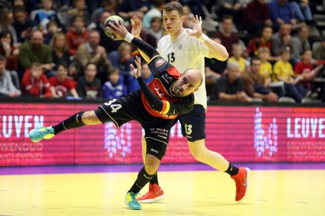 Voorronde WK handbal - Red Wolves pakken zege in Griekenland na sterke tweede helft