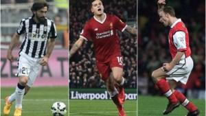 Solden bij Inter: Italiaanse topclub liet deze zes wereldtoppers te vroeg en te goedkoop vertrekken